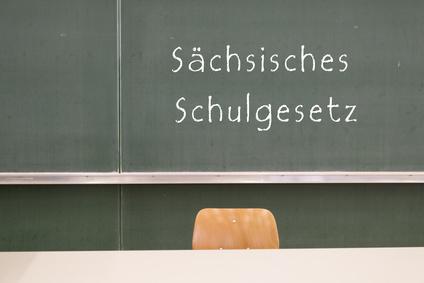 Schsisches Schulgesetz Tafelbild