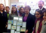 Kultusministerin besucht DaZ-Unterricht an Oberschule in Leipzig