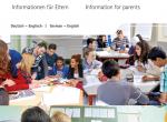 Flyer für Eltern hilft bei Integration