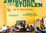 Filmtipp: ZWISCHEN DEN STÜHLEN – Drei Referendare auf ihrem Weg zum Examen