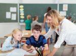 Es gibt Einstellungsgarantien für ausgebildete Lehrer