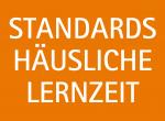 Standards für die Gestaltung der häuslichen Lernzeit