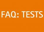 FAQ: Tests – Teil 2